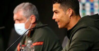 Cristiano Ronaldo rechazó a Coca-Cola. El valor de mercado de la empresa cayó 4.000 millones de dólares.