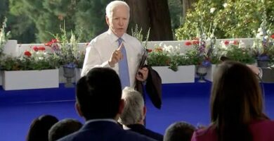 """Biden se disculpa por criticar al reportero de CNN sobre las preguntas de Putin: """"No debería haber sido un tipo tan sabio"""""""